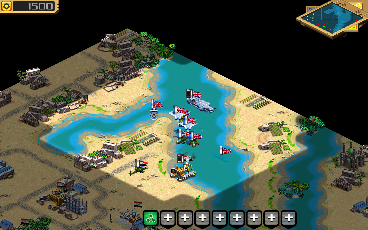 Desert Stormfront 1.0.1 Screen 2