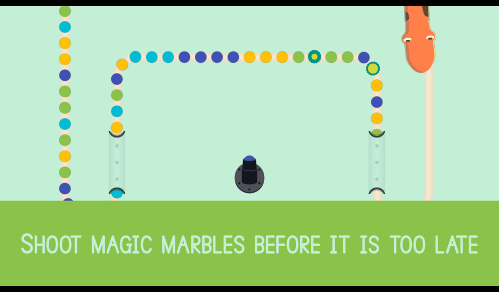 Android Sneak In - Marble Shooter Game Screen 15