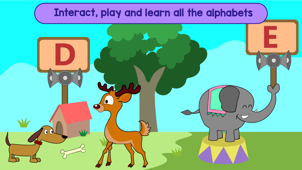 Android Kindergarten Kids Learning : Educational Games Screen 13
