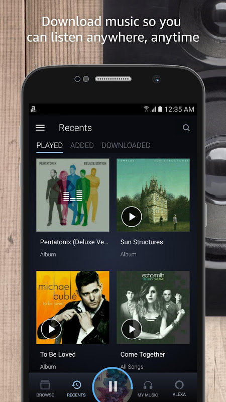 Amazon Music 7.8.4_307080410 Screen 8