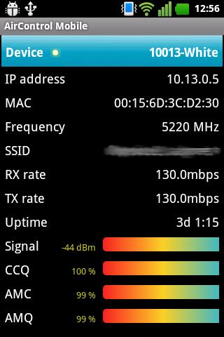 AirControl Mobile Lite 2.2 Screen 4