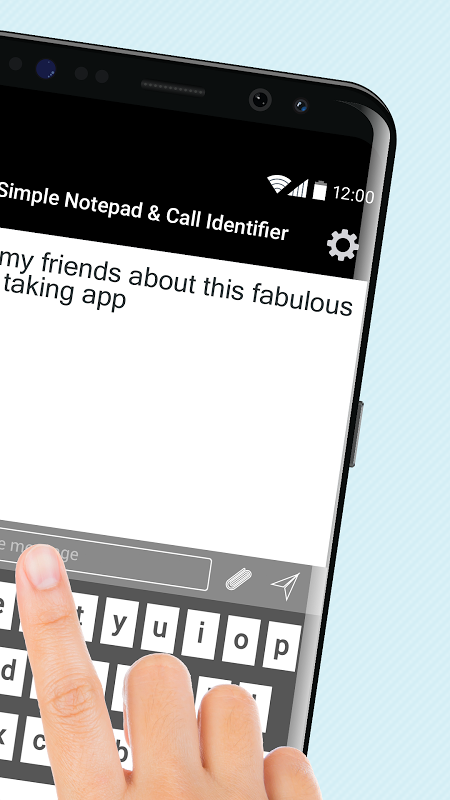 Simple - Notepad & Call Identifier 1 2 1 197 APK Download by