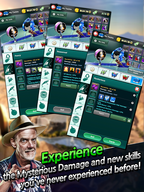 Ace Fishing: Wild Catch 3.0.1 Screen 5