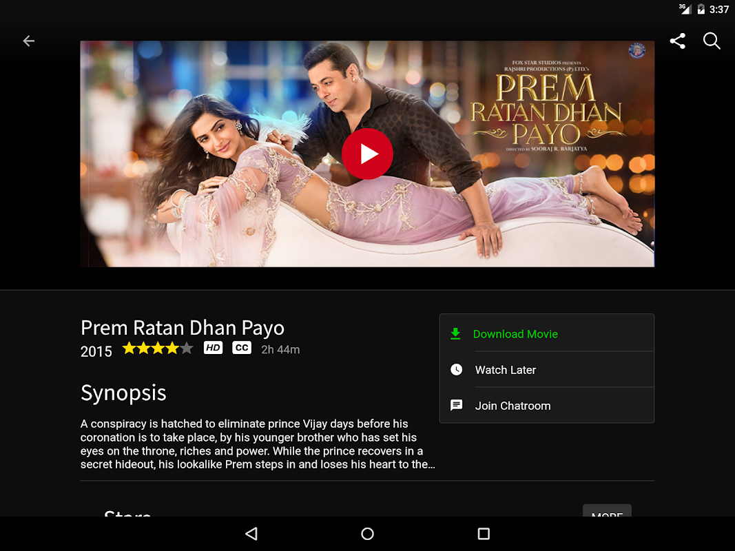 Spuul - Watch Indian Movies Spuul Android v3.3.0.4.11.28 Screen 6