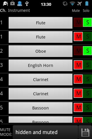 MIDI Voyager Karaoke Player 5.3.3 Screen 6