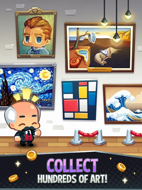 Art Inc. - Trendy Business Clicker Adventure 1.11.4 Screen 1