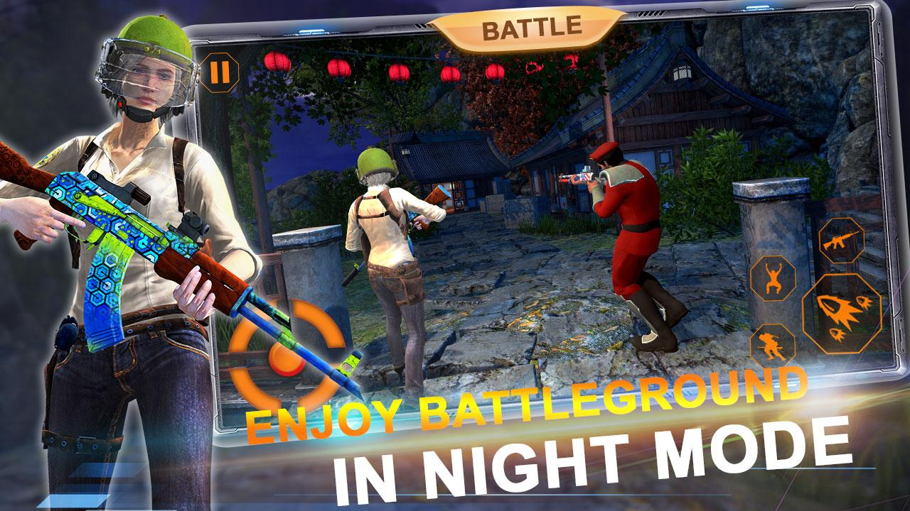 Free Fire Battleground- Firing Squad battle strike 1.0 Screen 2