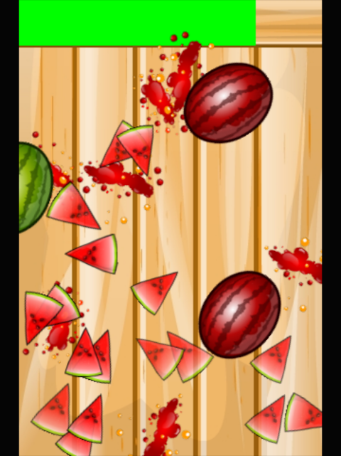 Android Watermelon Smasher Frenzy Screen 3