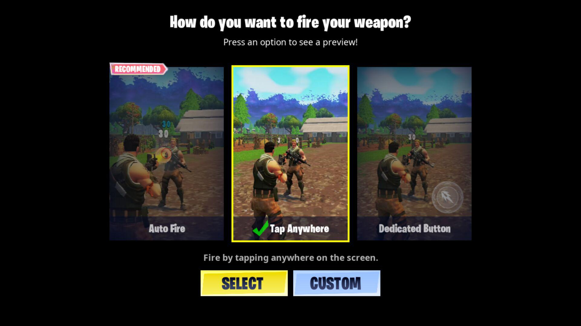 Fortnite 6.02.0-4440378-Android Screen 5
