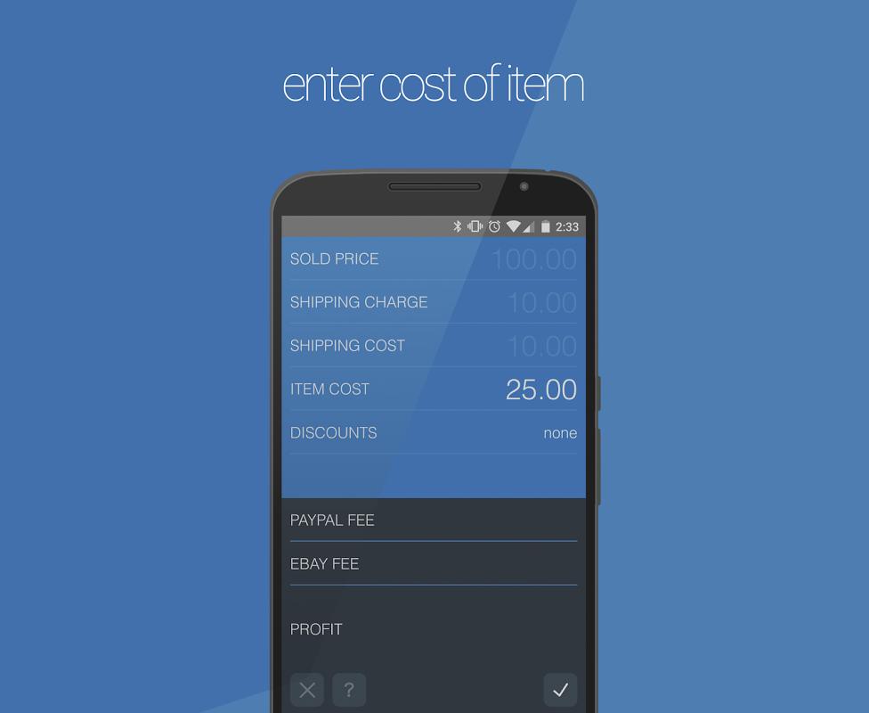 Final Fee Calculator 1.5 Screen 8