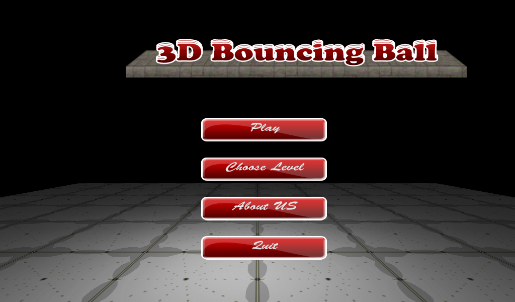 Android 3D Bouncing Ball Free Screen 9