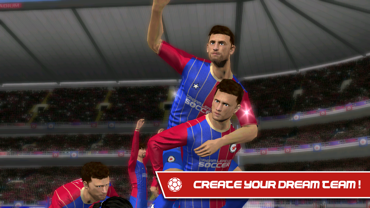 Android Dream League Soccer 2017 Screen 8