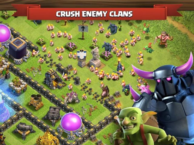 Clash of Clans 9.434.31 Screen 7