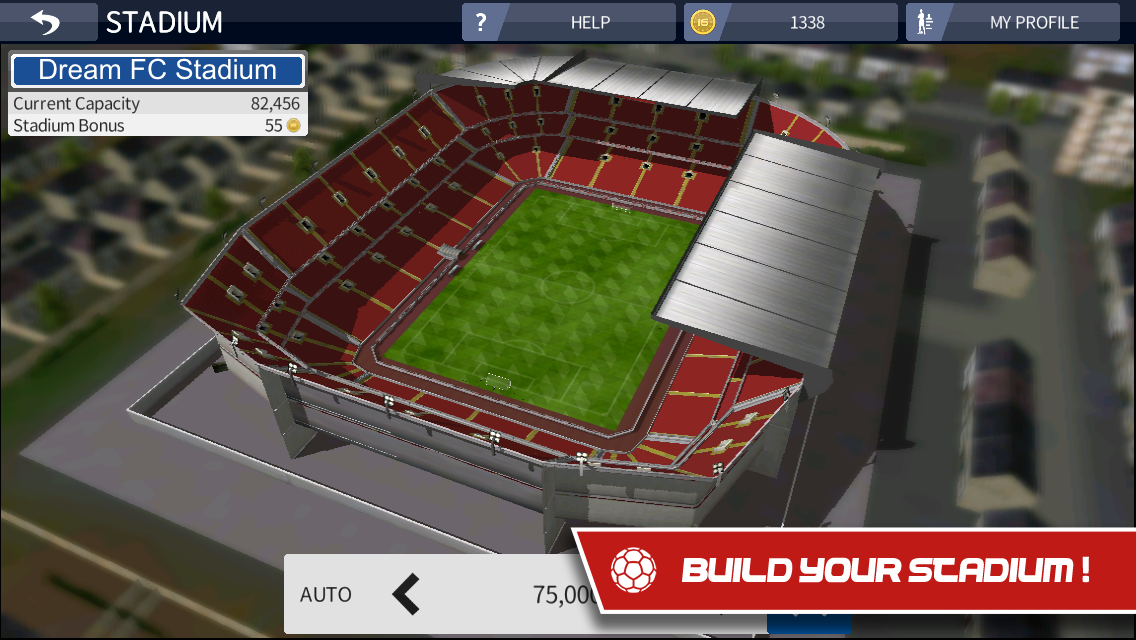 Android Dream League Soccer 2017 Screen 12