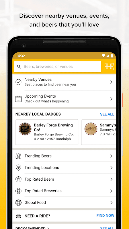 Untappd - Discover Beer 3.3.7 Screen 5