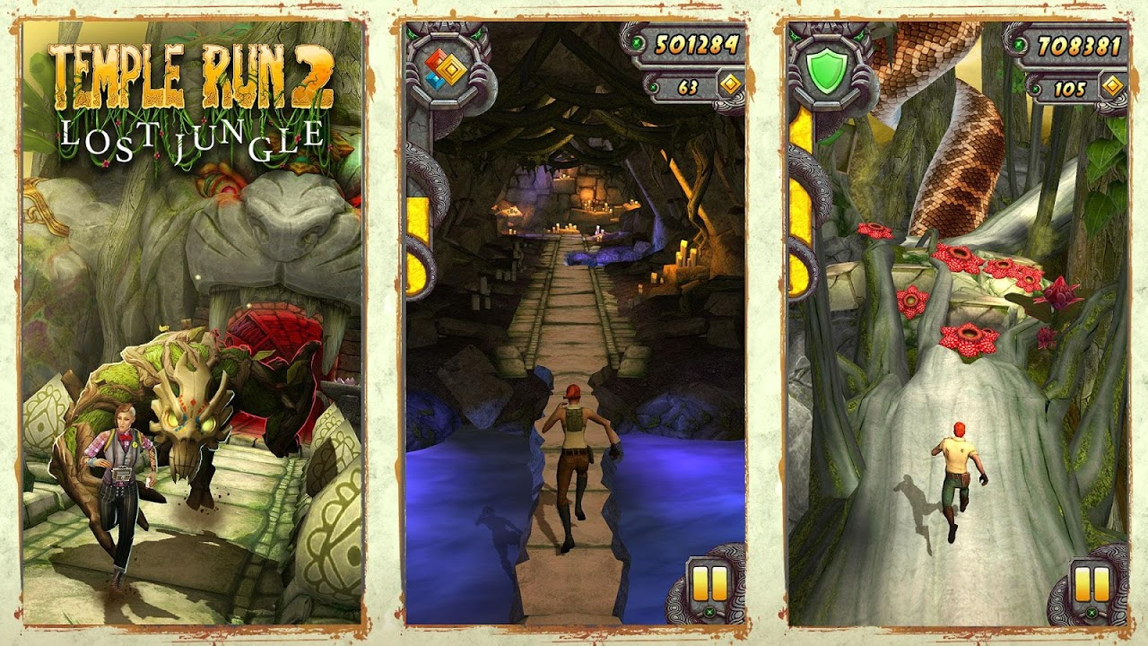 Temple Run 2 1.56.1 Screen 1