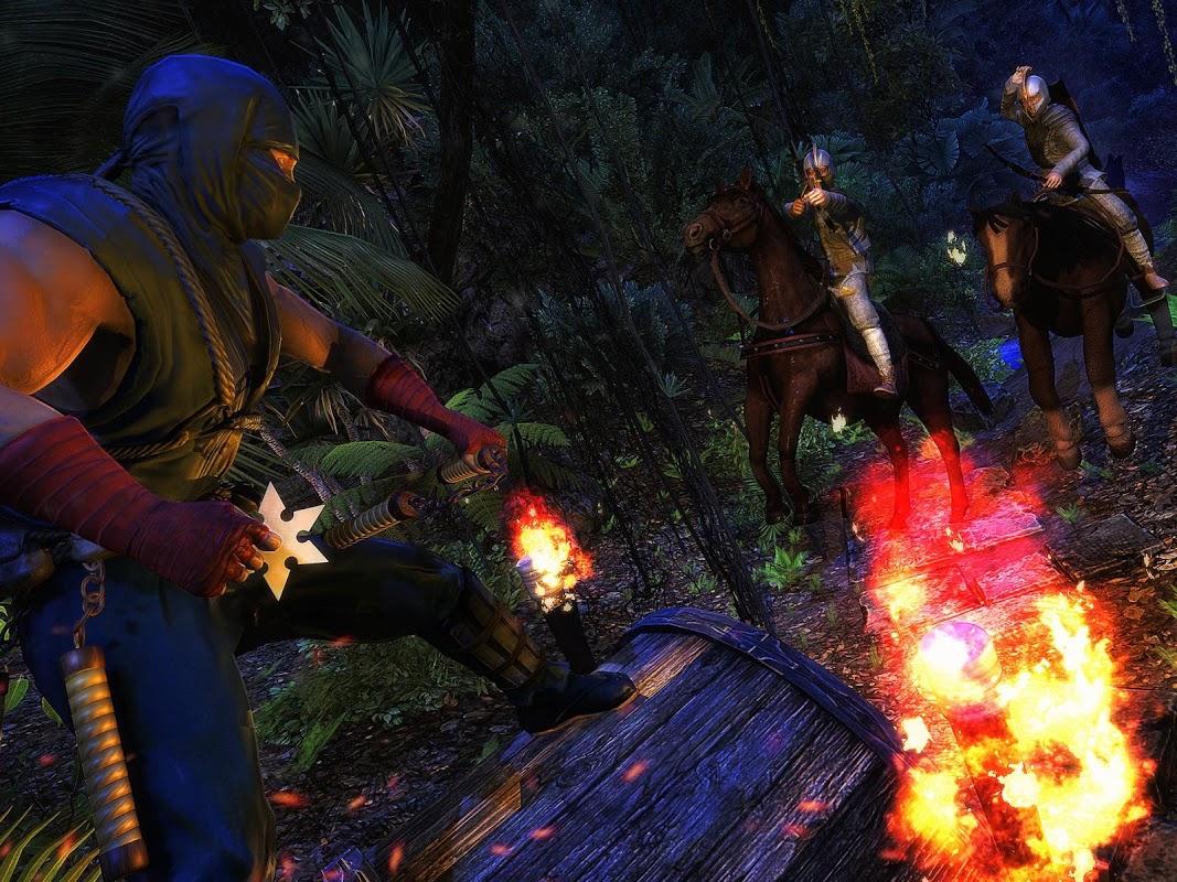 Ninja Fighting Spree 1.5 Screen 14
