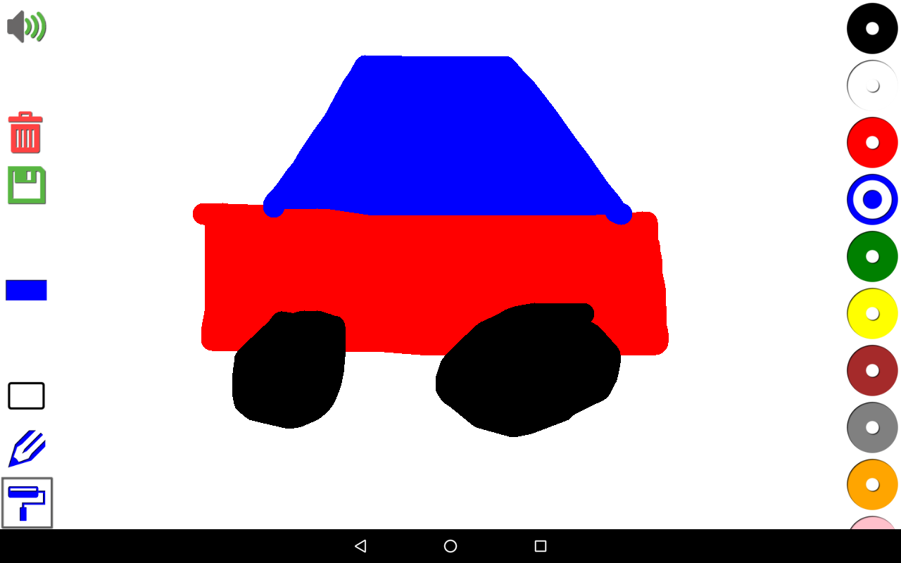 Android Spanish Lucas' Whiteboard Screen 4