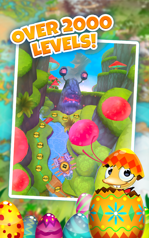 Android Best Fiends - Puzzle Adventure Screen 5
