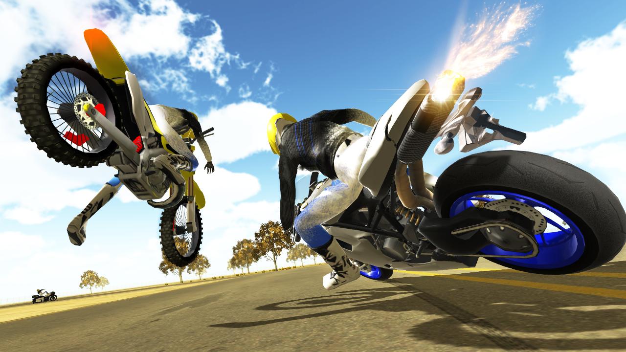 Moto Extreme 3D 1.1 Screen 2