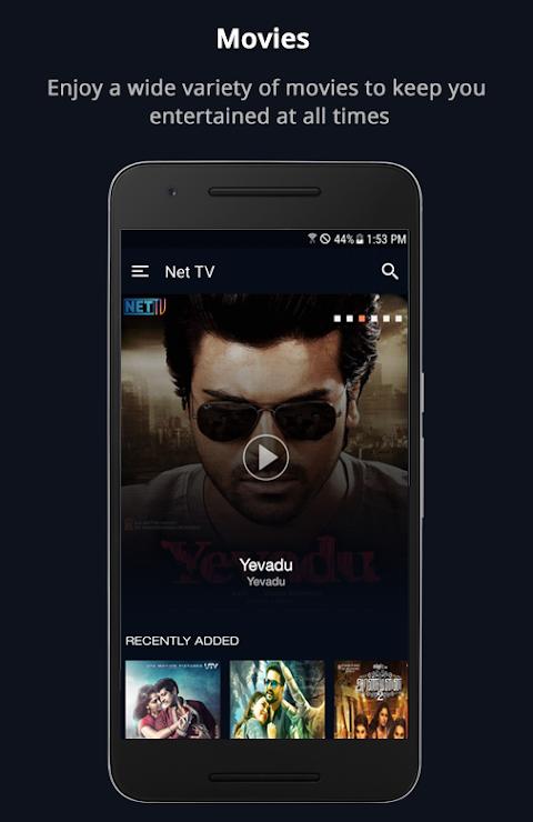NET TV NEPAL 2 2 5 APK Download by NEW IT VENTURE CORP