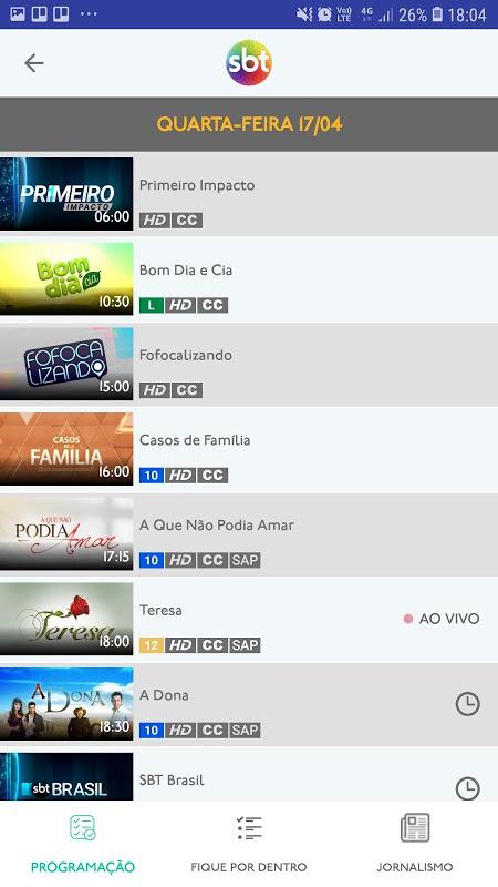 TV SBT 2.0.2 Screen 3