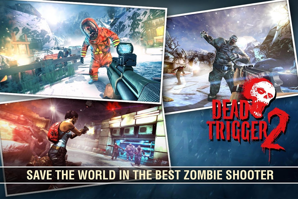 Dead Trigger 2: First Person Zombie Shooter Game 1.5.3 Screen 7