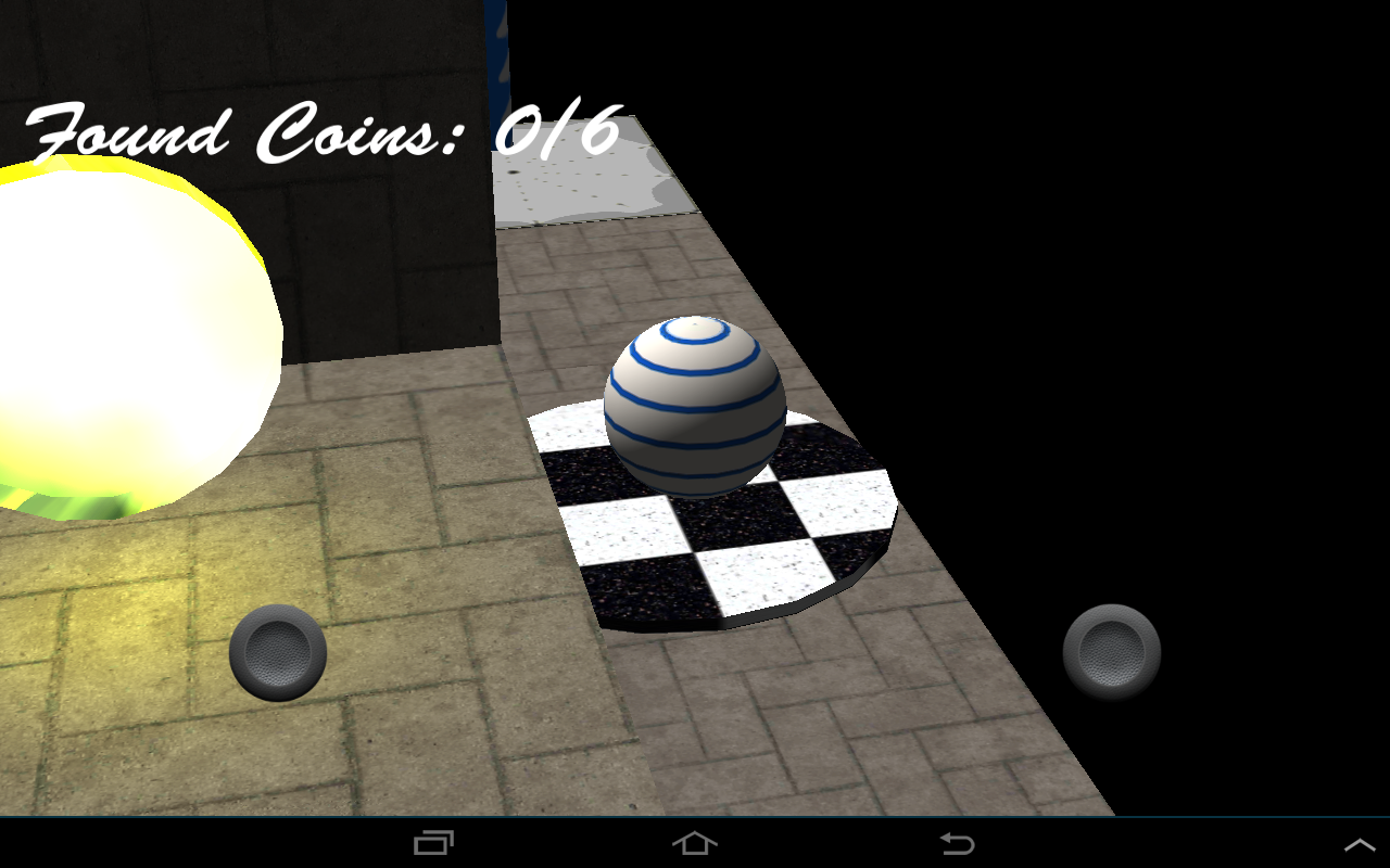 Android 3D Bouncing Ball Free Screen 6