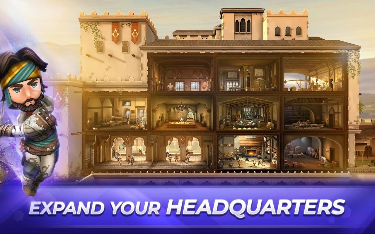 Assassin's Creed Rebellion 2.1.0 Screen 12