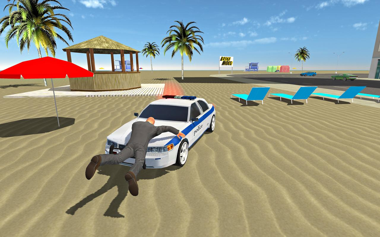 Android City Fight San Andreas Screen 1
