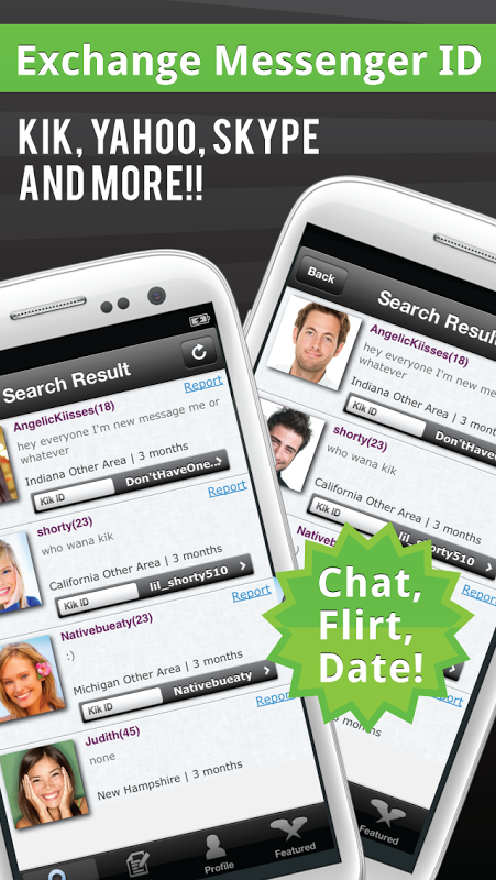 dating messenger apk