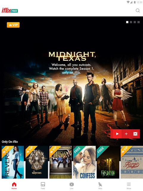 iflix 3.2.1-11637 Screen 12