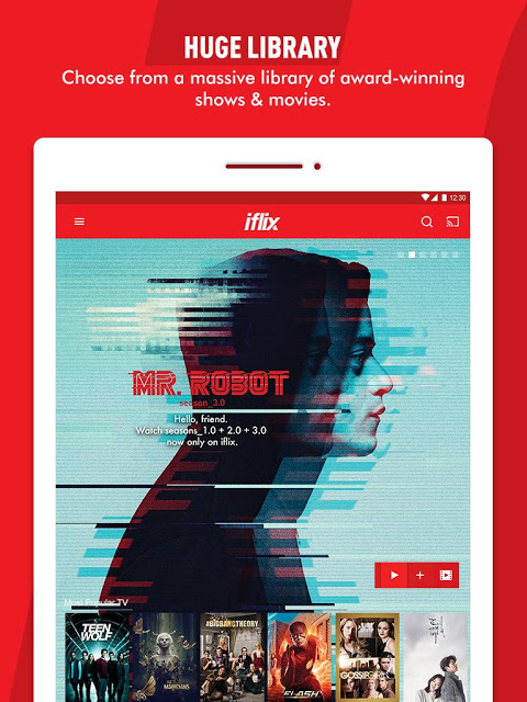 iflix 2.50.3-10532 Screen 11