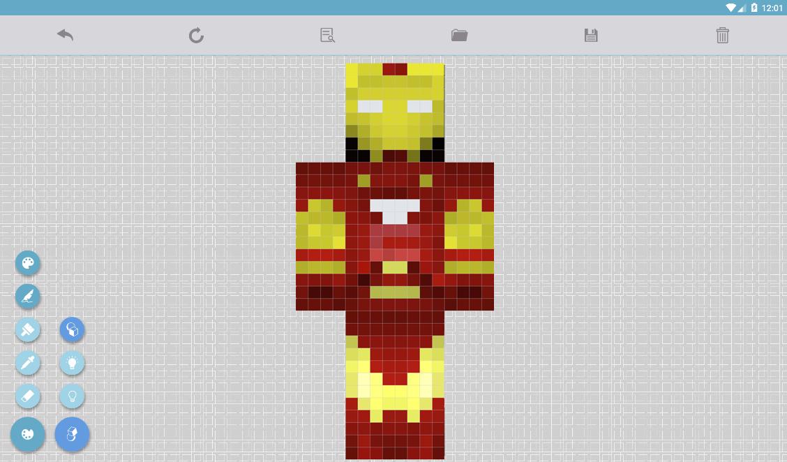 Skin Studio for Minecraft 7.4.0 Screen 3