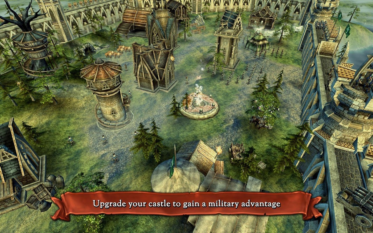 Android Hex Commander: Fantasy Heroes Screen 21