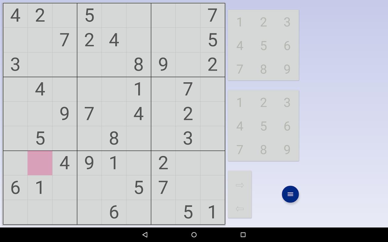 Sudoku: 3 in 1 1.7.3 Screen 11