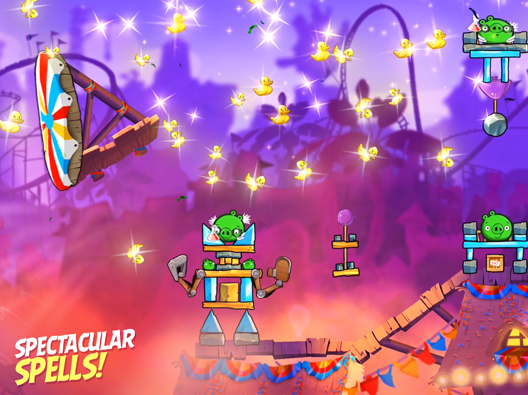 Android Angry Birds 2 Screen 9