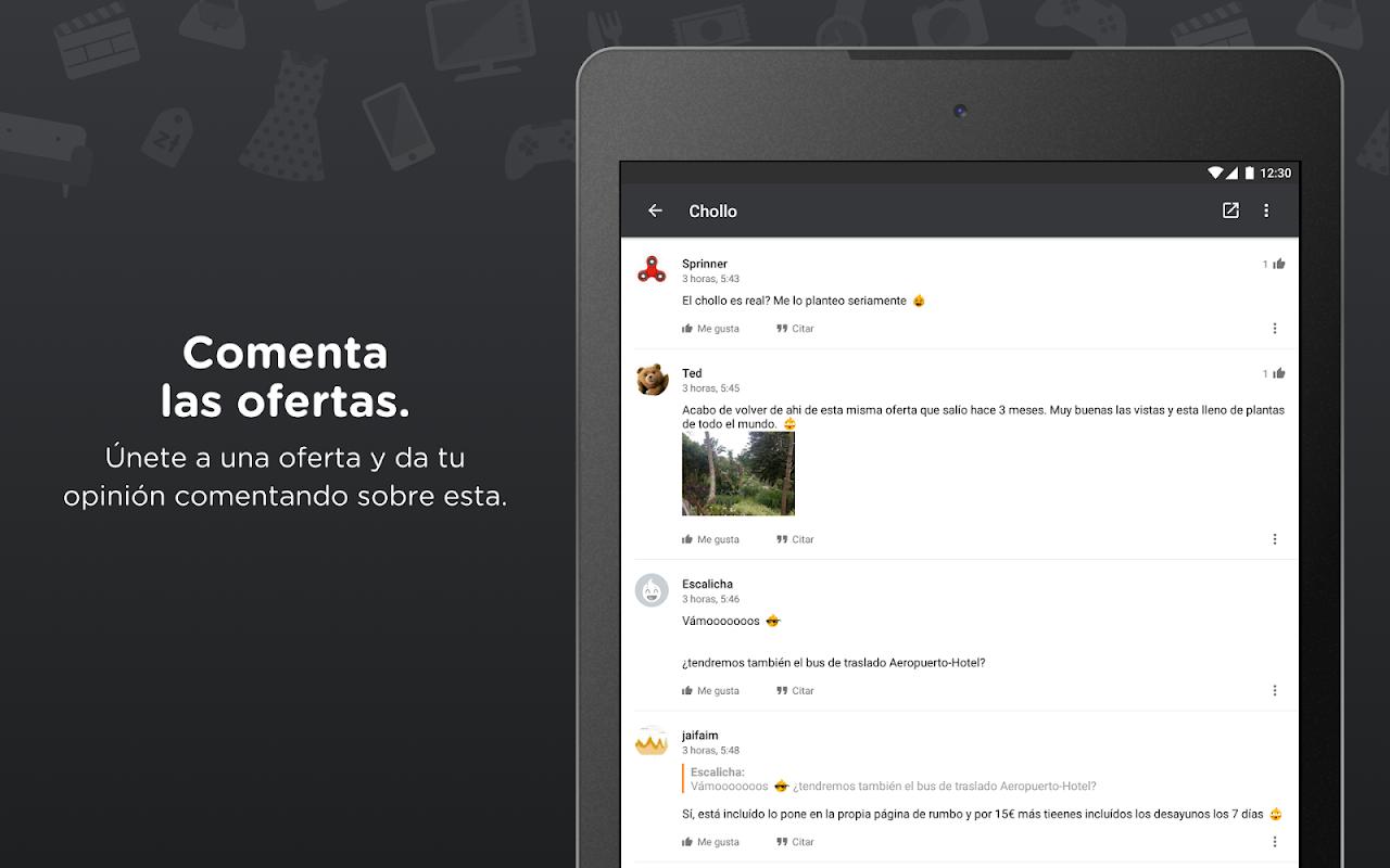 Chollometro – Chollos, ofertas y cosas gratis 5.19.03 Screen 14