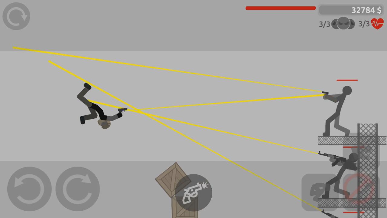 Stickman Backflip Killer 4 0.1 Screen 7