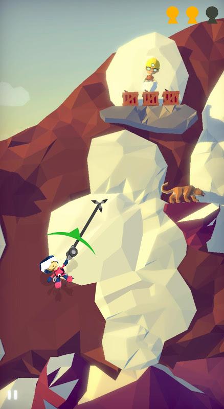Hang Line: Mountain Climber 1.0.4 Screen 17