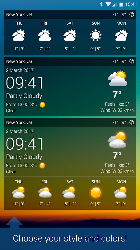 Weather Belgium XL PRO 1.4.3.6-be Screen 1