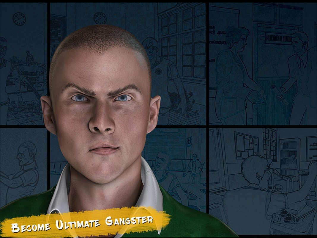 Android High School Bully Gangster Screen 11