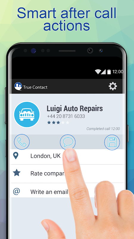 Android True Contact - Real Caller ID Screen 3