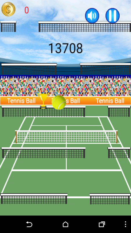 Android Tennis Champion Screen 6
