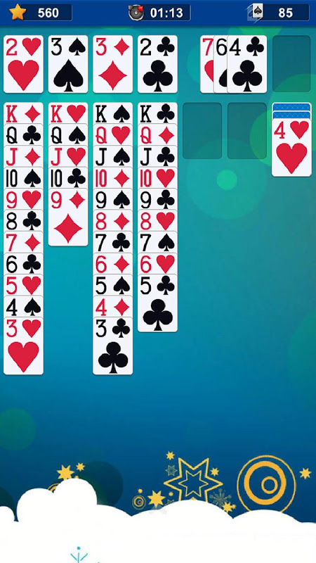 Solitaire 1.13.167 Screen 3