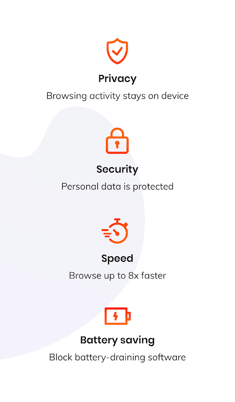 Brave Privacy Browser: Fast, safe, private browser 1.4.3 Screen 7