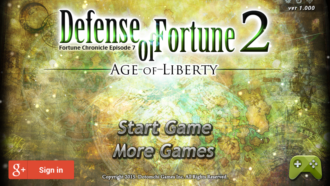 Android Defense of Fortune 2 v1 049.apk Screen 7