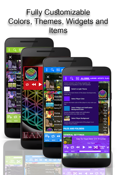 528 Player - Music With Love Like a Pro APKs | Android APK