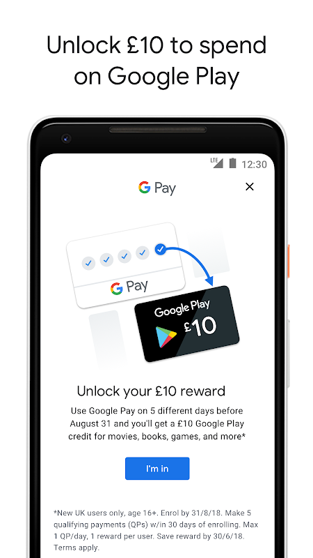 Android Pay 2.74.212360432 Screen 4