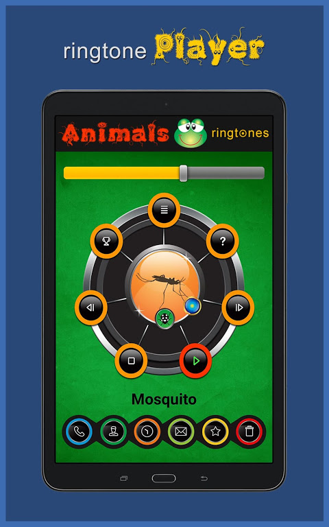 Android Animals ringtones Screen 10